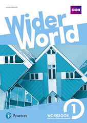 Wider World 1 Workbook with Online Homework - фото обкладинки книги