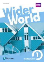 Wider World 1 Workbook with Online Homework - фото обкладинки книги