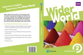 Wider World 2 Active Teach (інтерактивний курс) - фото книги