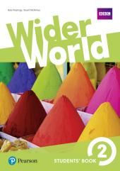 Wider World 2 Students' Book - фото обкладинки книги