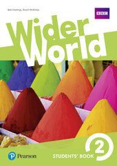 Wider World 2 Students' Book with Active Book - фото обкладинки книги