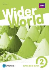 Wider World 2 Teacher's Book + DVD - фото обкладинки книги