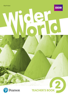 Wider World 2 Teacher's Book + DVD - фото книги