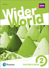 Wider World 2 Teacher's Book + MyEnglishLab Pack + DVD - фото обкладинки книги