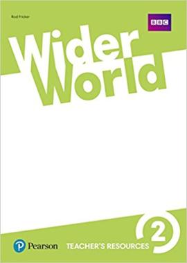 Wider World 2 Teacher's Resource Book - фото книги