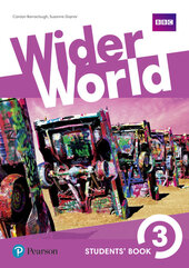 Wider World 3 Students' Book with Active Book - фото обкладинки книги