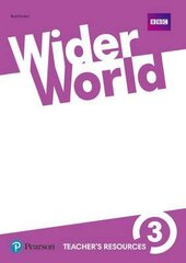 Робочий зошит Wider World 3 Teacher's Resource Book
