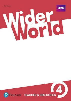 Книга для вчителя Wider World 4 Teacher's Resource Book