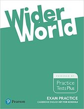 Wider World Exam Practice: Cambridge English Key for Schools - фото обкладинки книги
