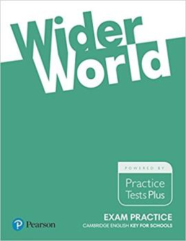 Wider World Exam Practice: Cambridge English Key for Schools - фото книги