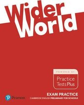 Wider World Exam Practice: Cambridge Preliminary for Schools - фото обкладинки книги