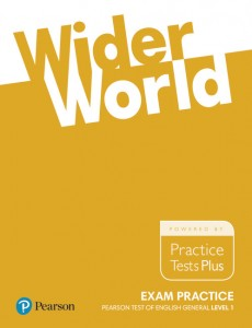 Wider World Exam Practice: Pearson Tests of English General Level 1(A2) - фото книги