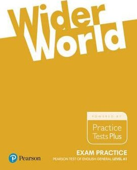Wider World Exam Practice: Pearson Tests of English General Level Foundation (A1) - фото книги