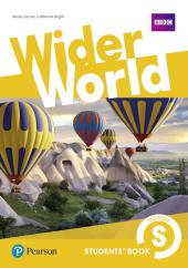 Wider World Starter Student's Book - фото обкладинки книги