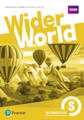 Wider World Starter Workbook with Online Homework - фото обкладинки книги