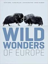 Wild Wonders of Europe - фото обкладинки книги