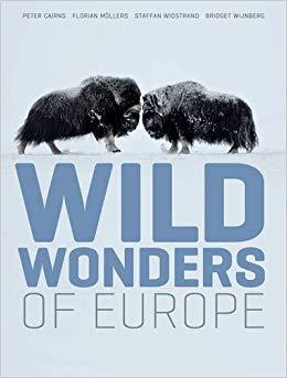 Wild Wonders of Europe - фото книги