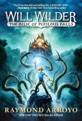 Will Wilder The Relic Of Perilous Falls - фото обкладинки книги
