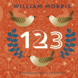 Книга William Morris 123
