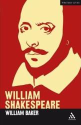 William Shakespeare - фото обкладинки книги