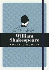 William Shakespeare: Notes & Quotes - фото обкладинки книги