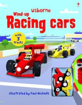 Wind-Up Racing Cars - фото книги