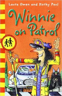 Winnie on Patrol! - фото книги