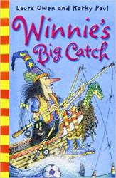 Winnie's Big Catch - фото обкладинки книги