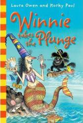 Winnie Takes the Plunge - фото обкладинки книги