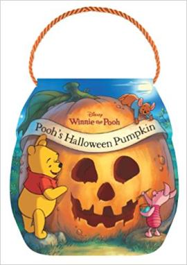 Winnie the Pooh. Pooh's Halloween Pumpkin - фото книги