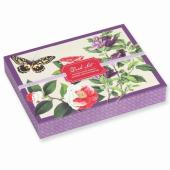 Winterthur Butterflies Desk Set - фото обкладинки книги