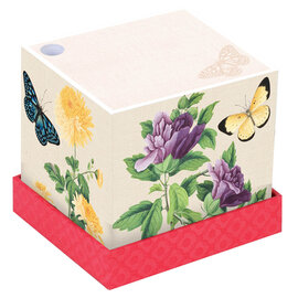 Winterthur Butterflies Memo Block - фото книги