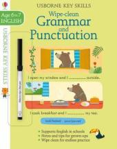 Wipe Clean Grammar And Punctuation. Age 6-7 - фото обкладинки книги
