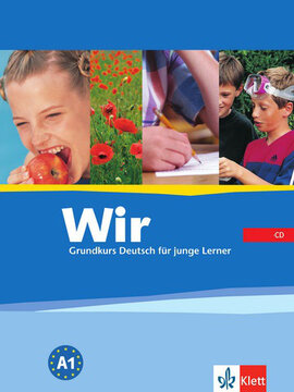 WIR 1 Аудіо-СD - фото книги