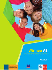 WIR neu 1 Arbeitsbuch - фото обкладинки книги