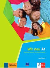Підручник WIR neu 1 Arbeitsbuch