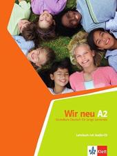WIR neu A2 Lehrerhandbuch - фото обкладинки книги