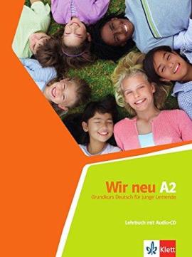 WIR neu A2 Lehrerhandbuch - фото книги