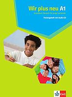 Wir neu B1 Arbeitsbuch - фото обкладинки книги