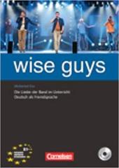 Книга для вчителя Wise Guys mit CD-Extra