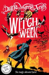Witch Week - фото обкладинки книги