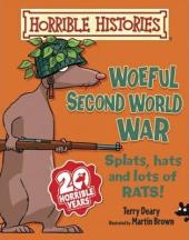 Woeful Second World War (20th Years Anniversary) - фото обкладинки книги