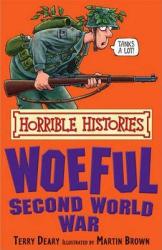 Woeful Second World War - фото обкладинки книги