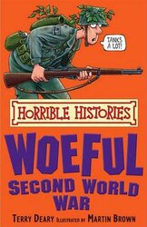 Книга Woeful Second World War
