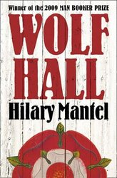 Wolf Hall - фото обкладинки книги