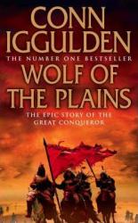 Wolf of the Plains - фото обкладинки книги