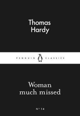 Книга Woman Much Missed