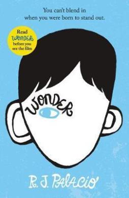 Wonder - фото книги