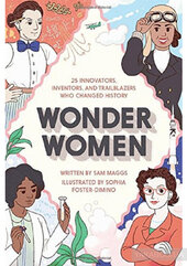 Wonder Women - фото обкладинки книги