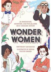 Книга Wonder Women